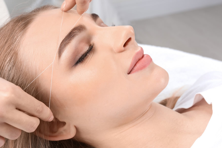 Threading Glam India Threading And Spa