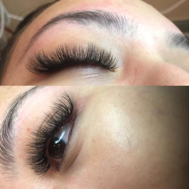 7c55a4fa60d Lash Extensions and Eyebrow Tinting - Glam India Threading and Spa