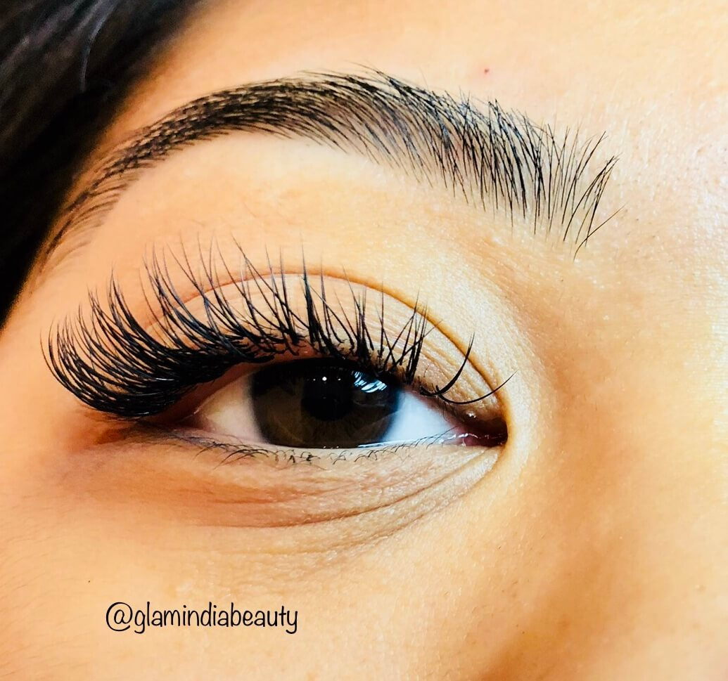 Lash And Tints Glam India Threading And Spa