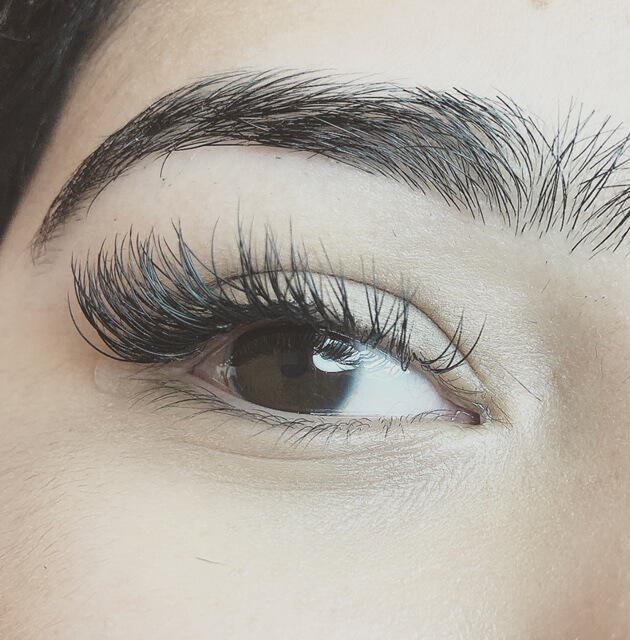 Lash Extensions and Eyebrow Tinting - Glam India Threading ...