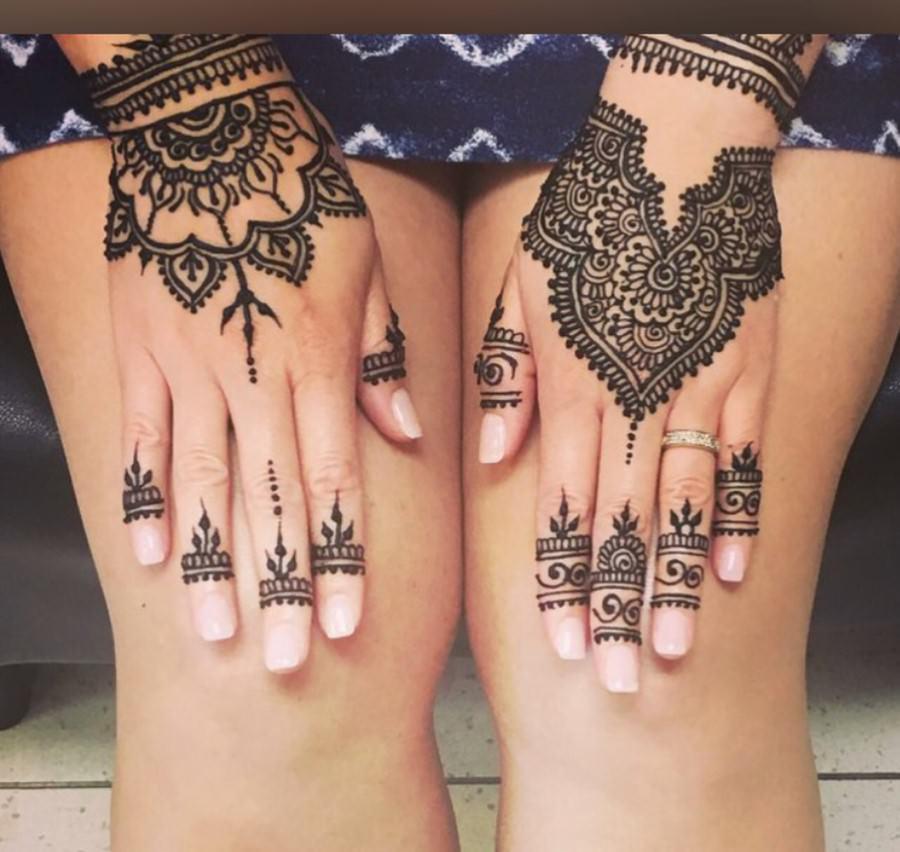 The Gorgeous Indian Henna Tattoo Art: Henna Tattoos In Arlington & Bedford