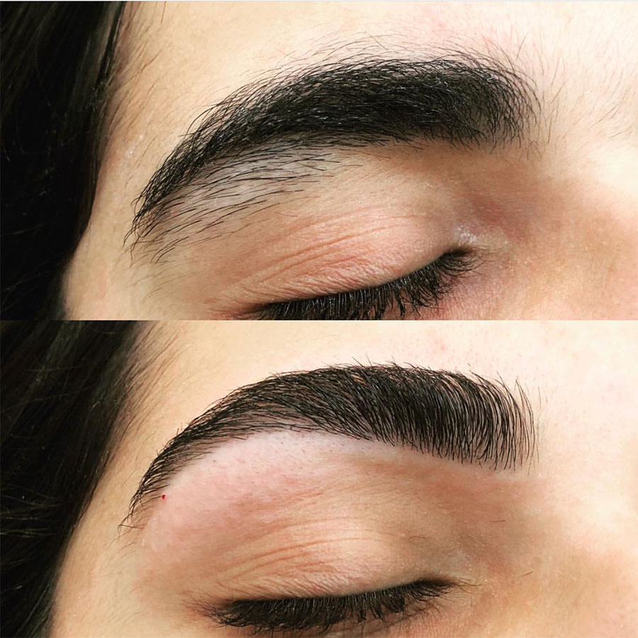 Threading Eyebrow Threading Glam India Threading And Spa