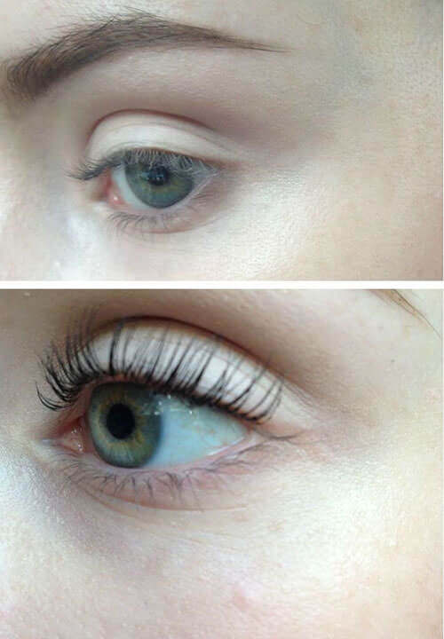 Lash Lift In Arlington Bedford Glam India Threading And Spa